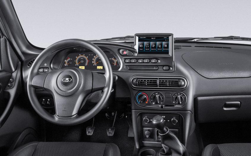 Распродажа Шевроле Нива 2020-2021 в наличии (Омск) - новые Chevrolet Niva с ПТС в автосалоне